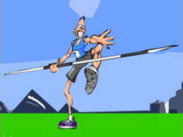 Bild zu Sport-Spiel Javelin