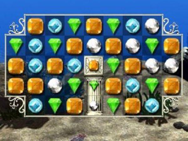 Bild zu Kinder-Spiel Jewel of Atlantis