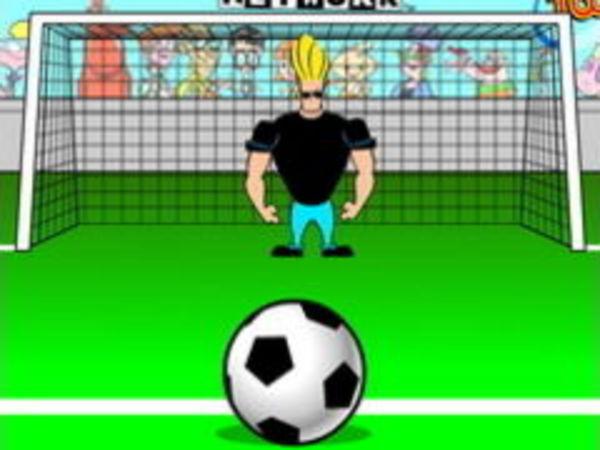Bild zu Top-Spiel Johnny Bravo Goalie