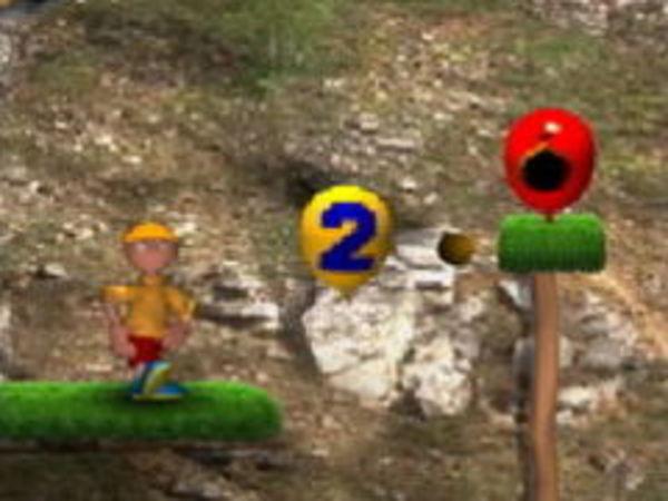 Bild zu Geschick-Spiel Jump and Glide