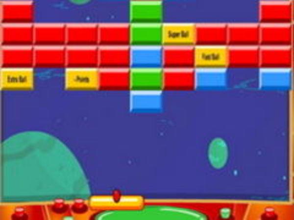 Bild zu Geschick-Spiel Just Breakout