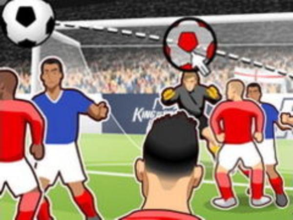 Bild zu Sport-Spiel King Defenders