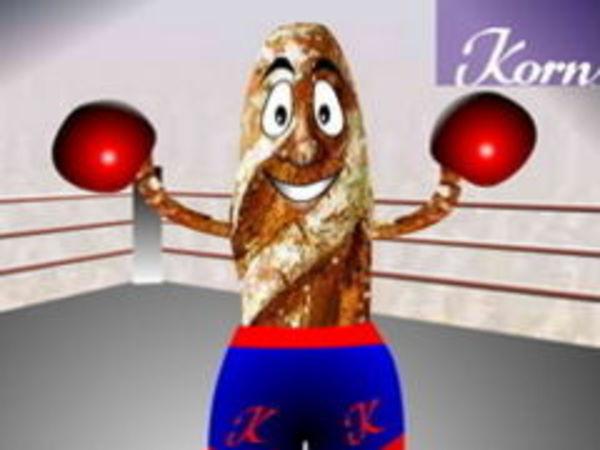 Bild zu Sport-Spiel Kornspitz Boxen