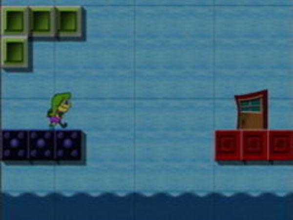 Bild zu Geschick-Spiel Lemtris