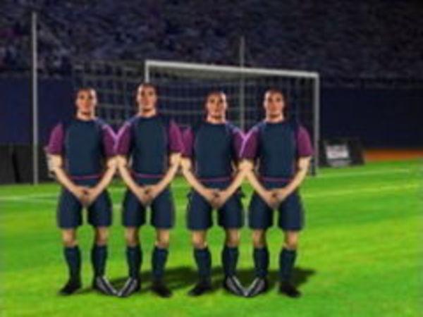 Bild zu Sport-Spiel Like Beckham