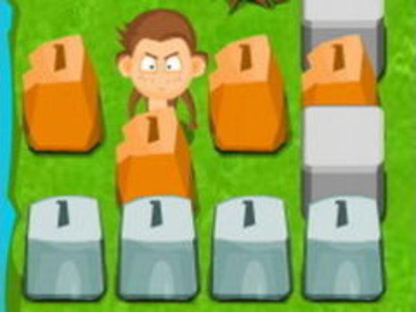 Bild zu Denken-Spiel Litter Monkey