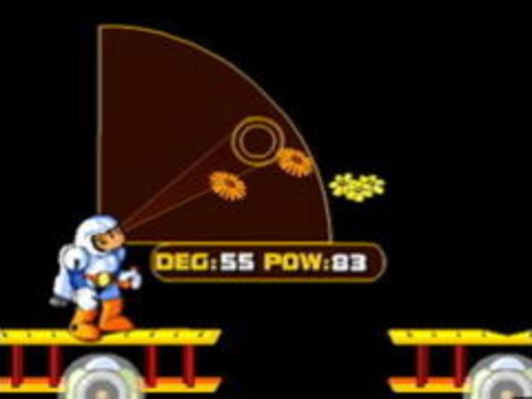 Bild zu Geschick-Spiel Little Rocketman