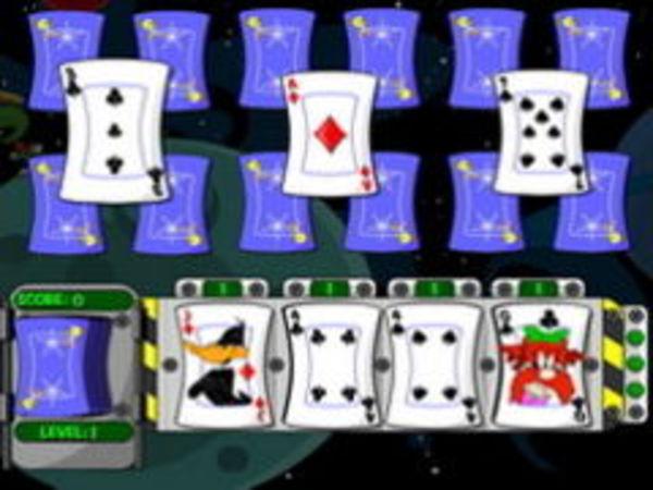 Bild zu Denken-Spiel Lucky Solitaire