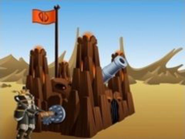 Bild zu Action-Spiel Double Siege