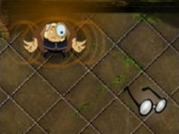 Bild zu Action-Spiel Magical Eye