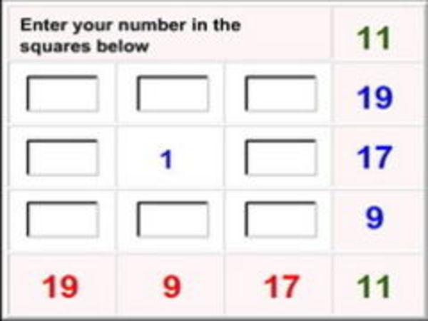 Bild zu Denken-Spiel Magical Math