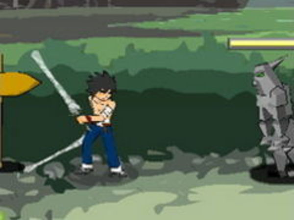 Bild zu Action-Spiel Magic Sword