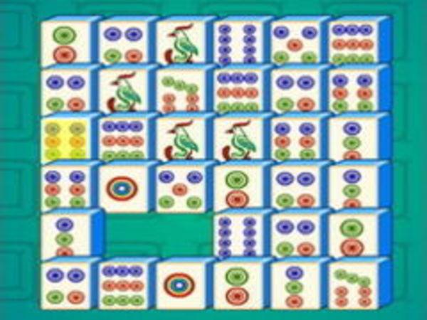 Bild zu Karten & Brett-Spiel Mahjong Connect