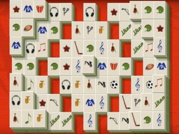Bild zu Karten & Brett-Spiel Mahjong Deluxe