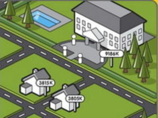 Bild zu Strategie-Spiel Mansion Impossible