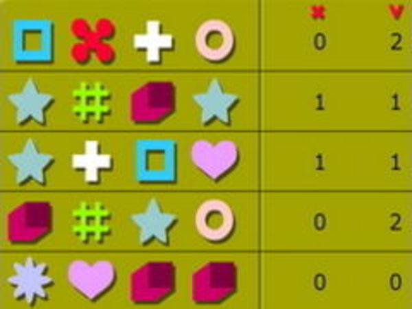 Bild zu Denken-Spiel Mastermind 3