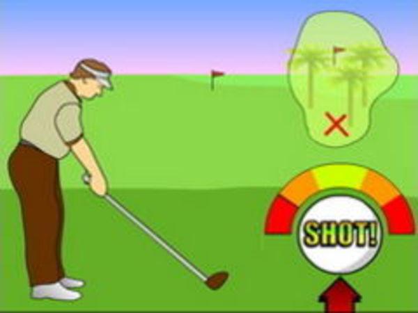 Bild zu Sport-Spiel Golf