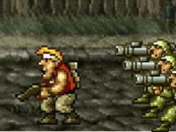 Bild zu Action-Spiel Metalslug Rampage 2
