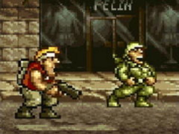 Bild zu Action-Spiel Metalslug Rampage 3