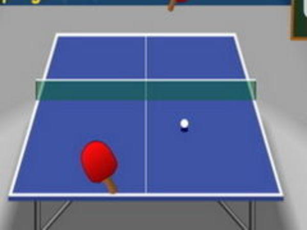 Bild zu Sport-Spiel Mini Pingpong