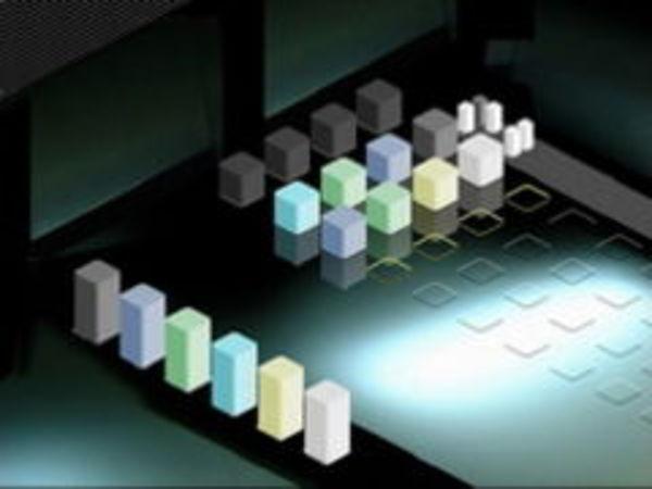 Bild zu Denken-Spiel Mini Mastermind