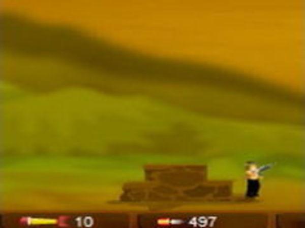 Bild zu Action-Spiel Mission Impossible