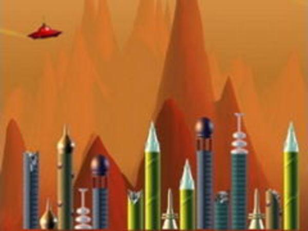 Bild zu Action-Spiel Mission Mars