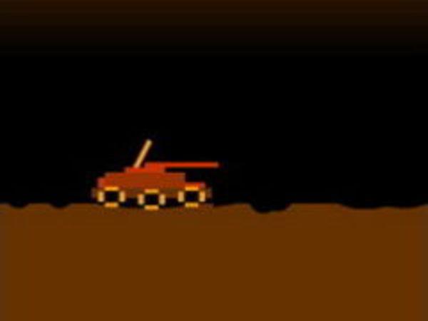 Bild zu Geschick-Spiel Moon Patrol