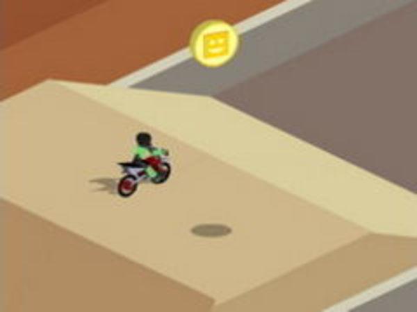 Bild zu Rennen-Spiel Moto X