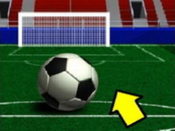 Bild zu Geschick-Spiel Mouse Soccer