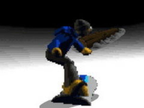 Bild zu Top-Spiel Nightboarding