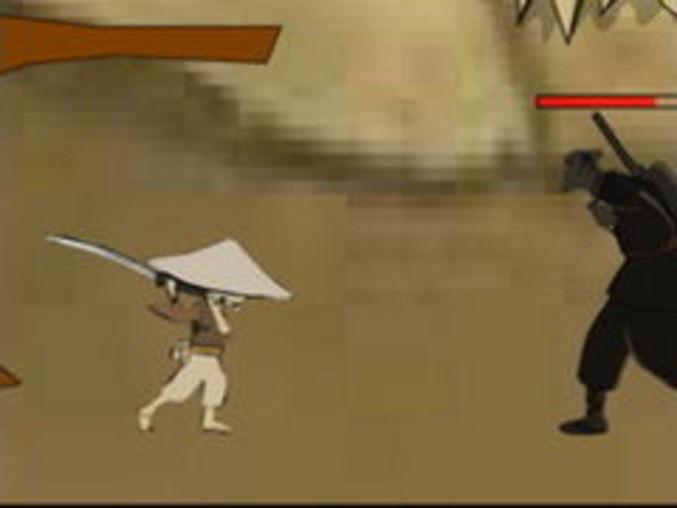 Ninjascroller
