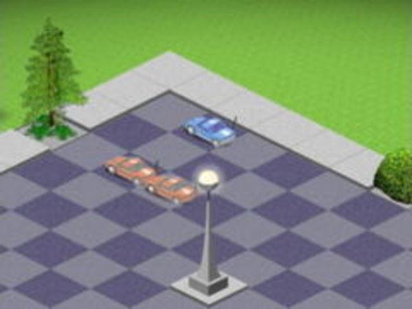 Bild zu Geschick-Spiel Parking Mania