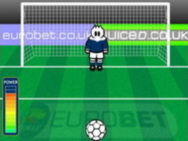 Bild zu Sport-Spiel Penalty Shootout
