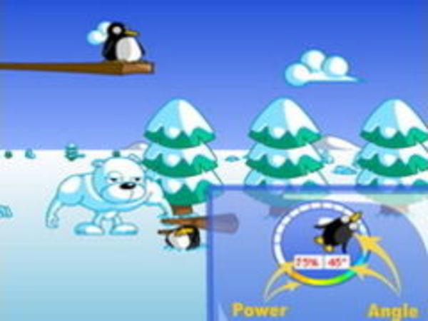 Bild zu Sport-Spiel Penguin