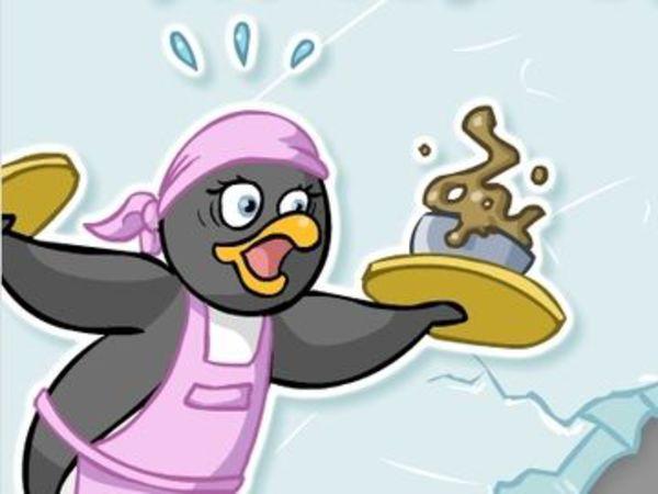 Bild zu Simulation-Spiel Penguin Diner