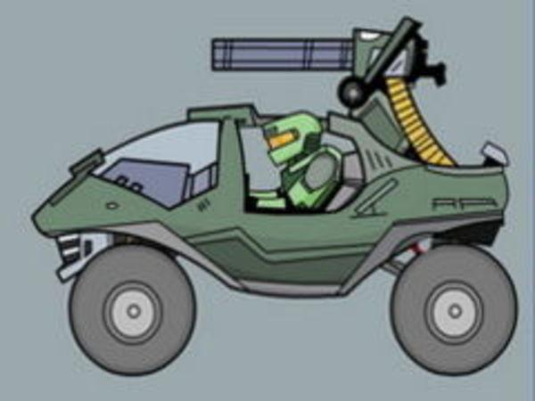 Bild zu Top-Spiel Pimp my Warthog