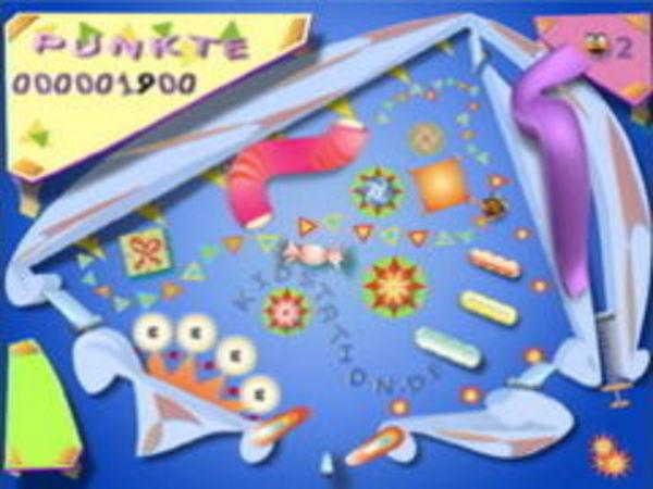 Bild zu Geschick-Spiel Pin Flip