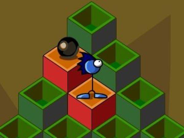 Bild zu Rennen-Spiel Platform Progress