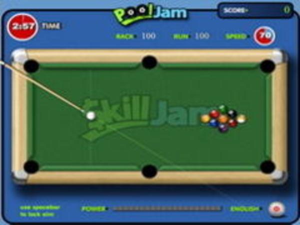 Bild zu Sport-Spiel Pooljam