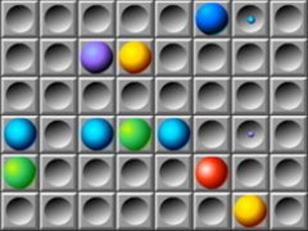 Bild zu Denken-Spiel Powerballs