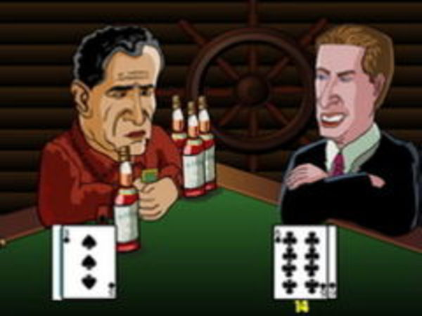 Bild zu Karten & Brett-Spiel President Black Jack