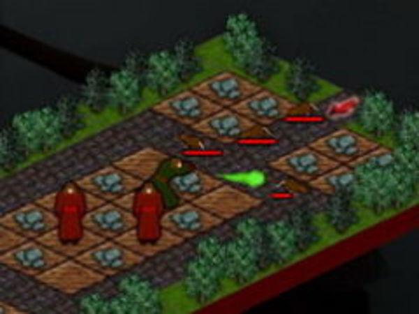 Bild zu Abenteuer-Spiel Protector