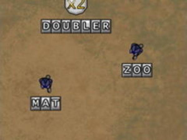 Bild zu Geschick-Spiel Qwerty Warriors