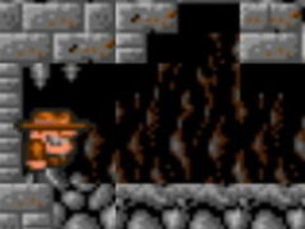Bild zu Abenteuer-Spiel Rick Dangerous