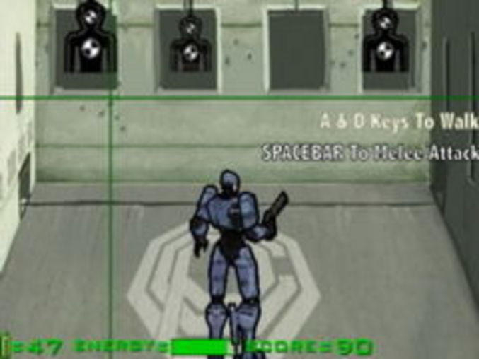 Robocop Practice