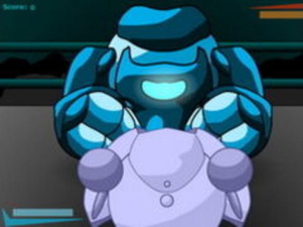 Bild zu Action-Spiel Roboxer