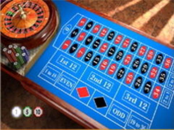 Bild zu Denken-Spiel Roulette 2000