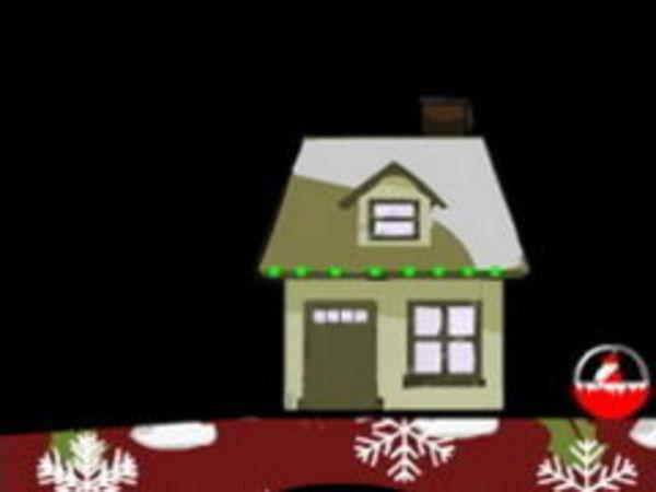 Bild zu Top-Spiel Santa-Ball