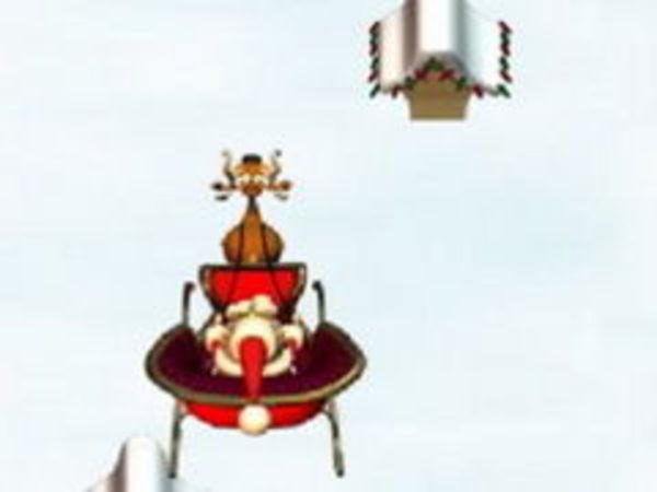 Bild zu Top-Spiel Santa Delivery